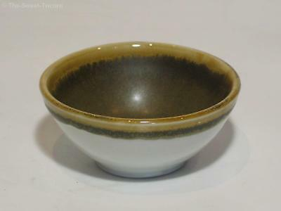 Kevin Boyd Olive Coloured Stoneware Dish. Australian Studio Pottery