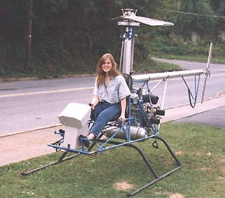 Plans Helicopter Furia - the real helicopter for amateur construction