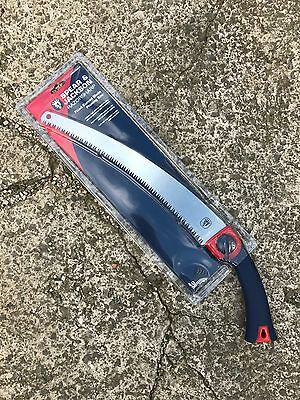 Spear & Jackson Fixed Blade Curved Pruning Saw - Garden, Cutting, Wood, Branch