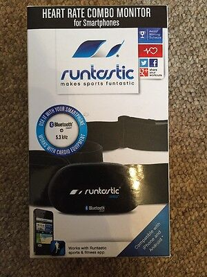 Runtastic RUNBT1 - Combo Heart Rate Monitor  NEW