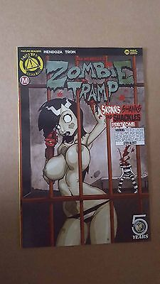 Zombie Tramp #26 - Risque Variant