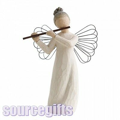 New * Angel Of Harmony  * Willowtree Figurine Ornament Willow Tree 26083