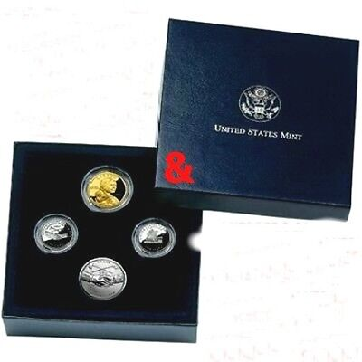 2004 & 2005 Westward Journey Nickel Series Medal Sets*