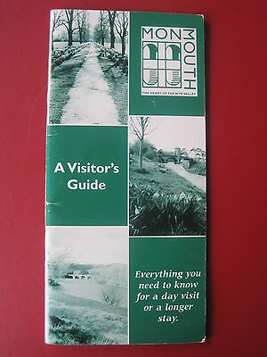 Visitors Guide Monmouth In The Heart Of The Wye Valley Wales Uk