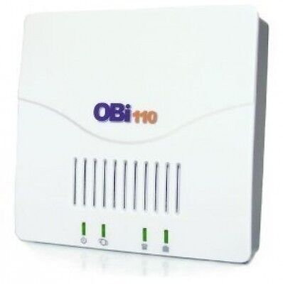 OBi110-UK Voice Service Bridge and Telephone Adaptor - No PC Required