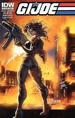 G.I.Joe Comic 5 Cover B IDW 2013 Van Lente Kurth Martinez Lafuente