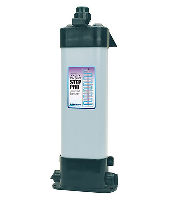 Lifegard Aquatics R440252 AquaStep Pro 25 Watt UV Sterilizer Model