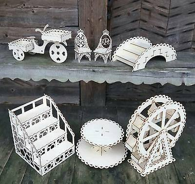 Cupcake Cake Stand Muffin Holder Wedding Party Table Decoration