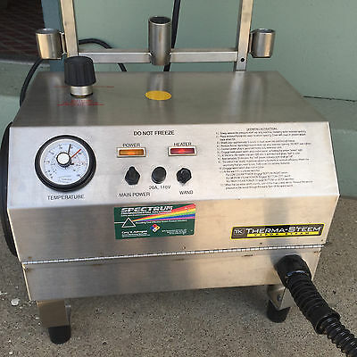 THERMA-STEEM ~ Dry Vapor Steam Cleaner ~ Model 1.5 ~ by Therma-Kleen