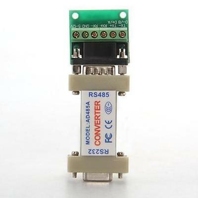 9 PIN RS-232 to RS-485 Adapter Interface Converter mtl