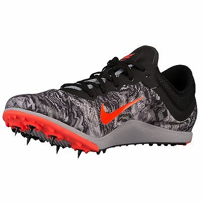 Nike Zoom XC Running Shoe Gray or purple track spikes unisex 844132 $90