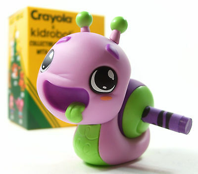 Crayola Coloring Critter Series Kidrobot Tropical Rain Forest Frog 2//20