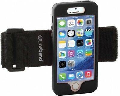 TuneBand For IPhone SE / IPhone 5S, Premium Sports Armband With Two Straps And