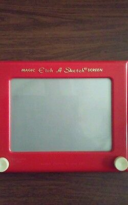 Etch-A-Sketch - Vintage Early 60's (First issue?)