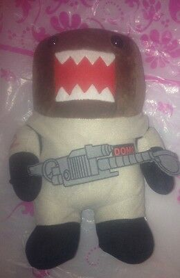 Ghost buster domo plush