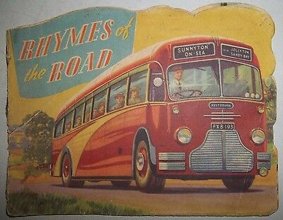 Rhymes Of The Road Vintage Automobile Theme-Birn Bros. England Fire Brigade-Car