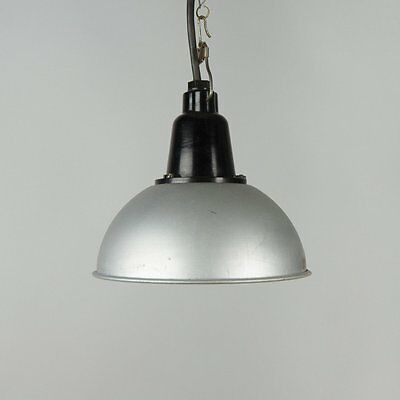 Industrial Ceiling Pendant Lamp Light Army Soviet Union not used