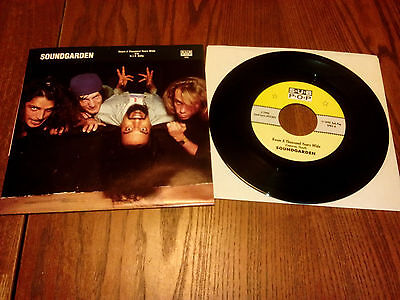 """Soundgarden - Room a thousand years wide - 7"""" USA - Sub Pop Singles Club"""