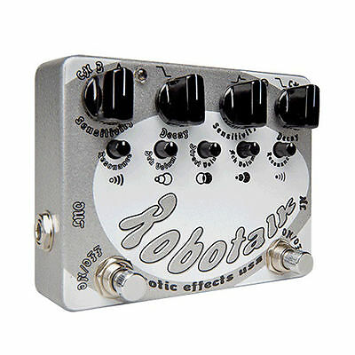 Xotic Robotalk 2 Envelope Filter Effect Pedal NEW + FREE 2DAY DELIVERY + DEALER!