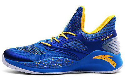 Men's Anta KT LOW 2017 Basketball Shoes sneakers KT2 Klay Thompson Warriors NEW