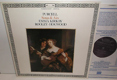 DSDL 713 Purcell Songs And Airs Emma Kirkby Hogwood Rooley Campbell Mackintosh