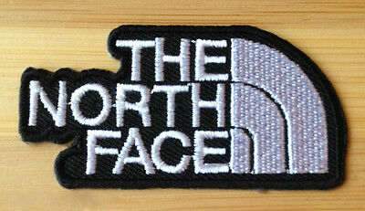 THE NORTH FACE Patch Iron-On Embroidered Crest Badge Aufnäher Toppa Bordado New