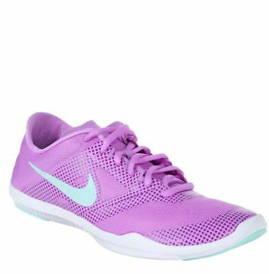 Nike Studio Trainer 2 Womens Ladies  Purple Trainers, Uk 5.5, Eu 39, New