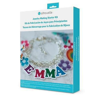 Silhouette JEWELLERY MAKING STARTER KIT for Silhouette Cameo & Portrait Cutters