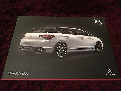 Citroen DS5 Brochure 2013 - July 2013 Issue