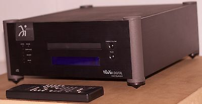 Wadia 6 CD Player, with remote control. RRP £4,000