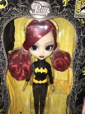 Pullip Batgirl 12-Inch Fashion Doll 2011 SDCC Exclusive - Jun Planning/ Groove