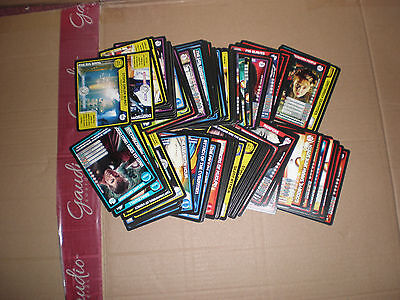 Doctor Who Extreme Trading Cards Lot #1
