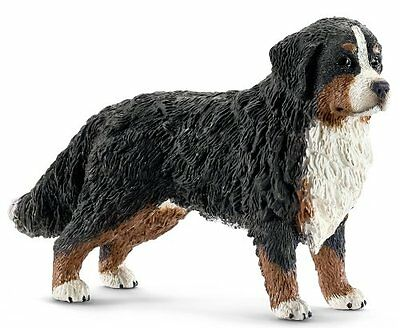 Schleich Female Bernese Mountain Dog