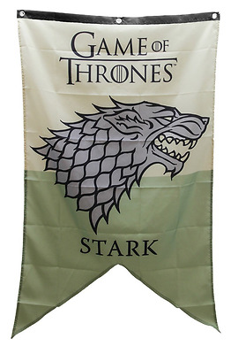 Game Of Thrones: Stark Family Banner