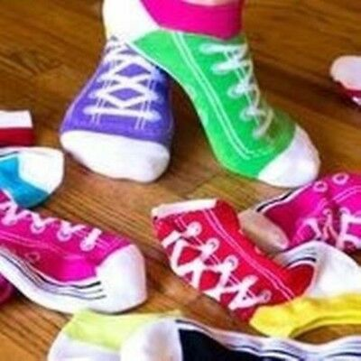 K bell womens socks Sneakers no show 9-11 new k. bell 6 pairs