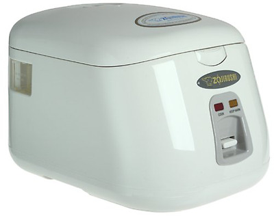 Zojirushi NS-PC10 Electric 5-Cup Rice Cooker and Warmer