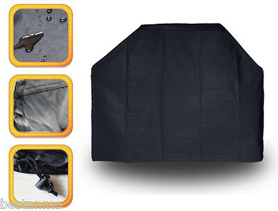 XL Large Waterproof Barbecue Cover Garden Outdoor BBQ Grill Protector BQ7AB