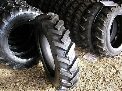 9.5-24 R1 New Tractor Tire 8 ply with Tube