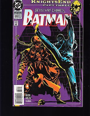 DETECTIVE COMICS  #676 1994 DC NM-  KNIGHTDEND  52pgs  CREATED BOB KANE