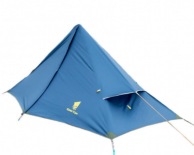GEERTOP 1-person 3-season 20D Ultralight Backpacking Tent For Camping Hiking Cli