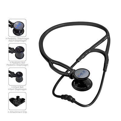 MDF® ProCardial ERA Cardiology Lightweight Dual Head Stethoscope with Adult