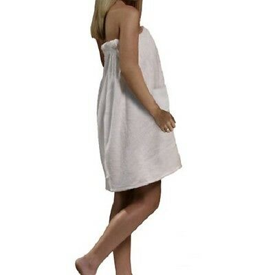 Beauty Gown Facial Salon Spa Beauty Room Client one piece Elastic top Micro