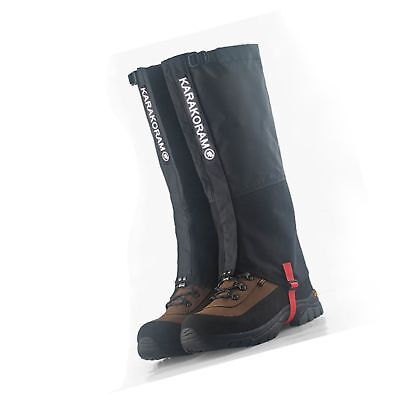 Uelfbaby Outdoor Hiking Durable Waterproof Highly Breathable Warm High Gaiters &