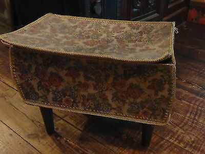 vintage standing sewing box, pick up Adelaide Hills