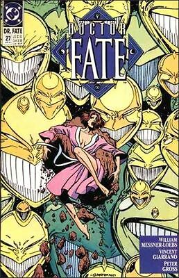 DOCTOR  FATE  { DC  -  May  1991}   ##28  ##29  ##30  ##31