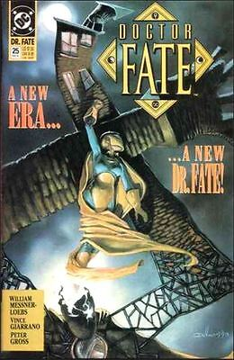 DOCTOR  FATE  { DC  -  Feb  1991}   ##25  ##26  ##27  INZA  NELSON