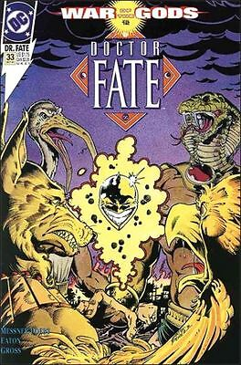 DOCTOR  FATE  { DC  -  Oct  1991}     ##33  ##34  ##35