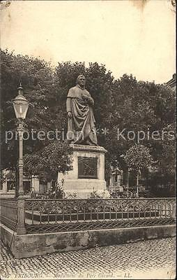 11755745 Fribourg FR Monument du Pere Girard Fribourg FR