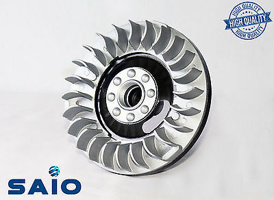 Saio Lightened Flywheel Magneto Small Cone For Lambretta GP 12V