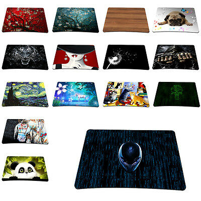 Cool New Design Mouse Pad Mat Soft Rubber Mousepad For Optical Laser Mouse Mice